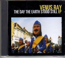(BL828) Venus Ray, The Day The Earth Stood S..- 2000 CD