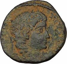 CONSTANTIUS II son of  Constantine the Great  Roman Coin Glory of  Army i35558