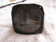 Vintage Radio Compass Signal Corps. US Army Indicator I-81-8