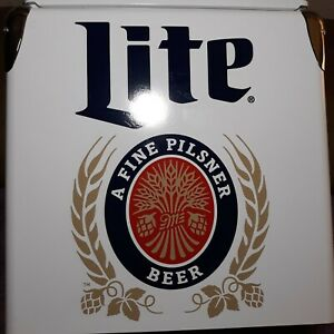 Koolatron Miller Lite MLVIC-13 Ice Chest Cooler *NEW*