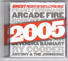 (GQ297) Arcade Fire 2005, 15 tracks various artists - 2005 - Sealed Uncut CD