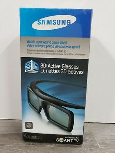 NEW IN BOX SAMSUNG 3D Active Glasses SSG-3050GB   3D Television Viewing