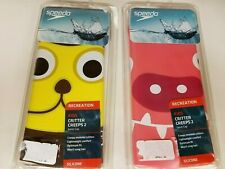Speedo Brand Recreation Kids Critter Creeps 2 Silicone Swim Cap 2 Styles