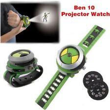 CAstock Ben10 Ten Alien Force Projector Watch Omnitrix Illumintator Bracelet Toy