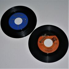 THE CHANTELS - YOU'RE WELCOME TO MY HEART & BARBARA GEORGE - I KNOW - 2 x 45rpm
