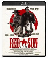 Red Sun [Blu-ray] w/Tracking# form JAPAN Free shipping NEW  F/S