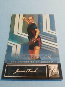 Jennie Finch University Arizona USA Olympic Team 2007 Donruss #77 Softball Card
