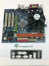 Gigabyte LGA 775 Socket GA-8I865GME-775-RH Motherboard With Backplate