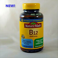 Nature Made Vitamin B12 1000mcg, 400 Softgels