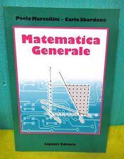 Marcellini Sbordone MATEMATICA GENERALE - Liguori 2007