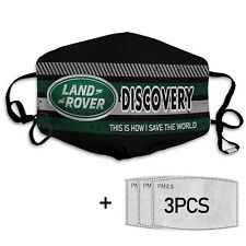 Land rover discovery - Cotton facemask