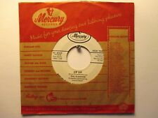 The Diamonds  Crew-Cuts  Two-Sider  Promo Only DJ-40   Zip Zip  Hey,You Face