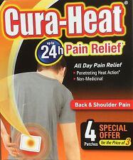 Cura Calore tutto il giorno Dolore Sollievo per schiena e spalle il dolore Patch 3 d'azione del calore