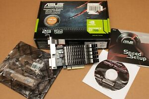 Mint! ASUS Nvidia GeForce GT 720 2GB GDDR3 Graphic Card