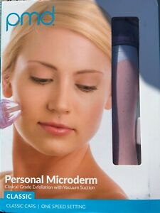 PMD Personal Microderm Device Classic Blush NEW in Box