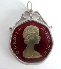 No Stone Pendant/Locket Vintage Fine Jewellery (1970s)