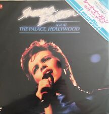 Laserdisc Sheena Easton Live At The Palace Hollywood.  Japanese OBI.