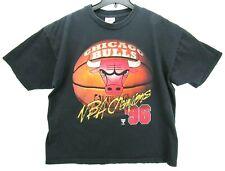 Vintage 1996 Chicago Bulls Size XL NBA Championship T Shirt JordanRodman