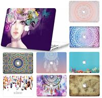 """For 2020 Macbook Air 13"""" M1 A2337 A2179 Laptop Hard Shell Case Keyboard Cover LS"""