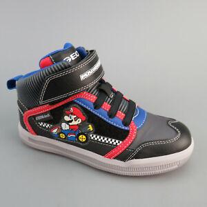 Geox Kids »Super Mario J Arzach Boy« Sneaker ,Mario Kart Motiv Gr.31 Neu