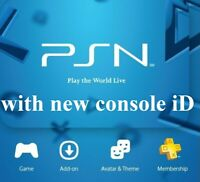 ** PS3 CID / IDPS + PSID. 100% PRIVATE, UNSHARED. INSTANT DELIVERY 24/7 **