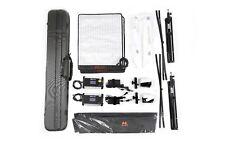 Falcon Eyes RX-218TD-BK1 Bi-color 100W x 2  LED Flexible Light Kit