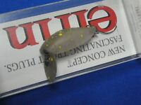 "TACKLE HOUSE ELFIN Mini CICADA ""B5 Olive Red Glow""  NEW (YJ50"