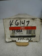 TRW- PN: 13168A Suspension Control Arm Shaft Kit Front Lower (New In Box)