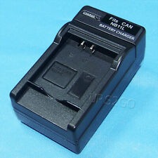 Intelligent External Travel Dock AC Battery Charger for Canon PowerShot A4000 IS