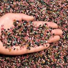 10kg Natural Color tourmalines Rough Rock Polished China