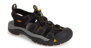 Keen Newport H2 Black Sport Sandal Men's sizes 7-17 NEW!!!