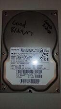 """HGST Deskstar 7K80 HDS728080PLA380 80GB Internal 7200RPM 3.5"""" (0A31048) HDD"""