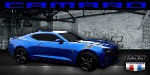 Hyper Blue Chevy Camaro 2SS Vinyl Banner Garage Mancave Sign Flag 2 x 4'