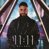 11:11 - Maluma CD Sealed ! New !