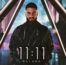 11:11 - Maluma CD Sealed ! New !