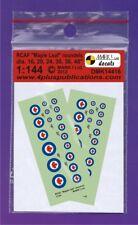 Mark I Decals 1//144 Espagnol Af Insignes Moderne #14458