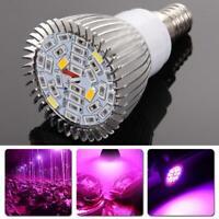 28W E14 LED Pflanzen Grow Vollspektrum AC85-265V Scheinwerfer Lampe Glühbir