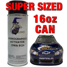 Hydrographics Activator Water Transfer Printing Hydro Dipping Spray 16oz