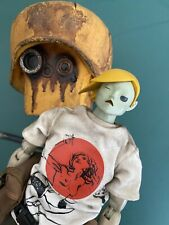 threeA 3A 1/6 OG Tomorrow King HIDEO TK +bothead Popbot Ashley Wood ORIGINAL