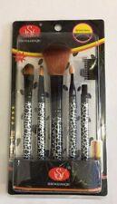 5 un. de alta calidad de Maquillaje Pinceles Set cosmética Fundación Pinceles para Cosmética