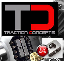 Audi A3:1.8/T,TDI,VW, 02J Limited Slip Diff Conversion/ LSD Kit Traction Grip