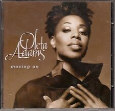 Oleta Adams-Moving On, CD