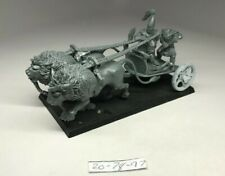 Warhammer AOS - High Elves - High Elf White Lions Chariot - Incomplete