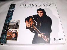 32 Original Classics Doppel-CD Johnny Cash--OVP