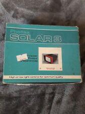 Photax Solar 3 colour slide transparencies viewer