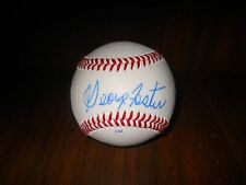 GEORGE FOSTER, Cincy Reds/NY Mets HOFer Signed Baseball Rare Autographed