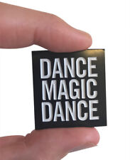 Dance Magic Dance Enamel Pin! David Bowie Labyrinth inspired 1980s cult pingame
