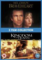 Braveheart/Kingdom Of Heaven DVD Nuovo DVD (5022601060)