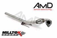Milltek Decat 1.9TDi PD105 PD130 PD150 Golf Leon A3 98-05 Largebore Downpipe