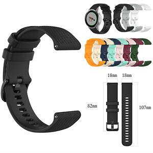 18mm Watch Strap Watch Band Belt for Garmin Venu 2S /vivomove 3S / vivoactive 4S